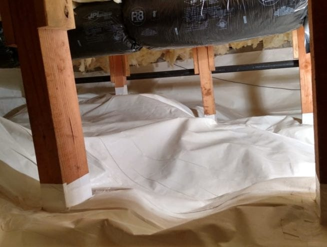Waterproofing Crawl Space | Dr. Crawlspace