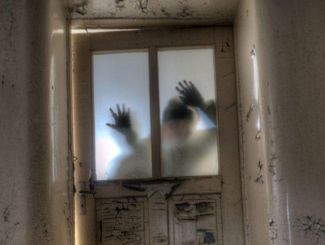 Man at Basement Door | Dr. Crawlspace