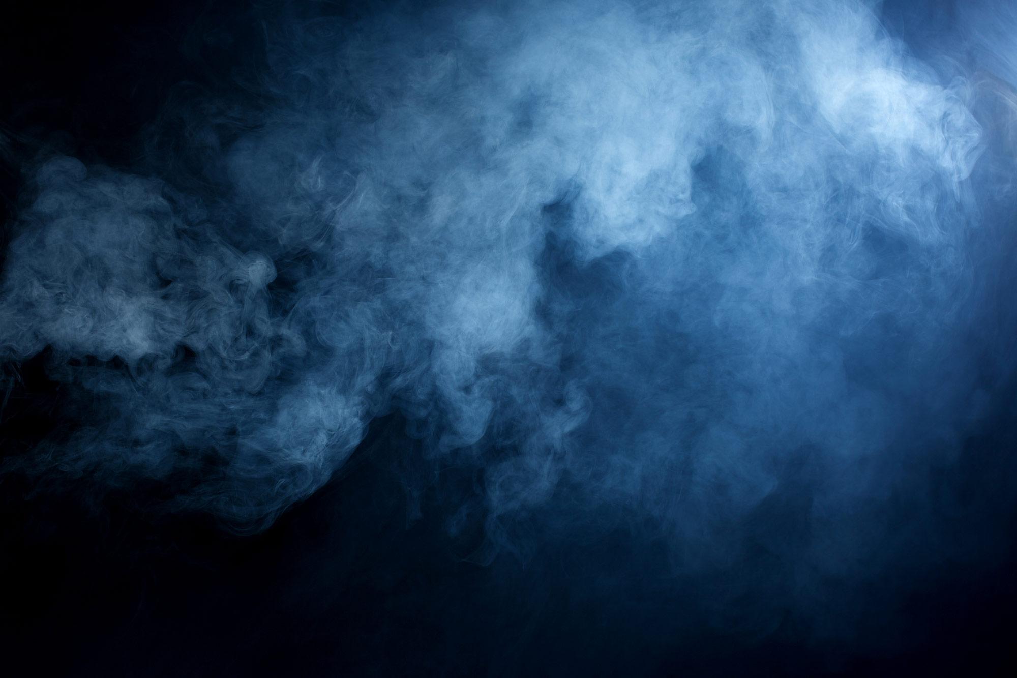 Radon Smoke | Dr. Crawlspace